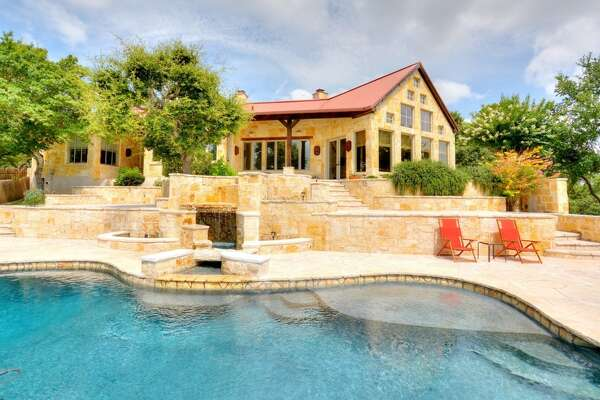 """John Paul DeJoria, founder of Patrón Tequila and co-founder of John Paul Mitchell Systems, has listed his Dripping Springs' """"Patrón de Paz"""" ranch for $7.495 million. The 96-acre estate is listed by Dave Murray from DMTX Realty and Gregg Sellers from Horizon Realty."""