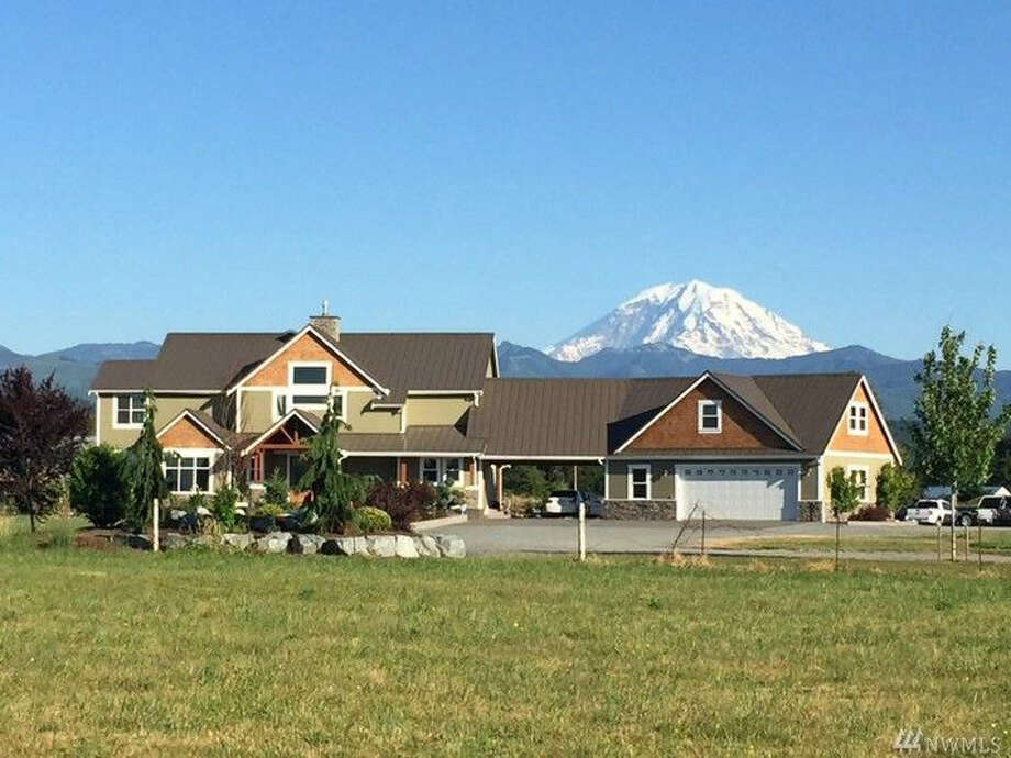 Need lots of land with the starry skies above? Perhaps this property in Enumclaw is your style. The full listing is here. Photo: Windermere Real Estate/Tom And Laurie Kittelman / Other
