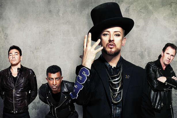 Boy George and the original Culture  Club have reunited for a tour.