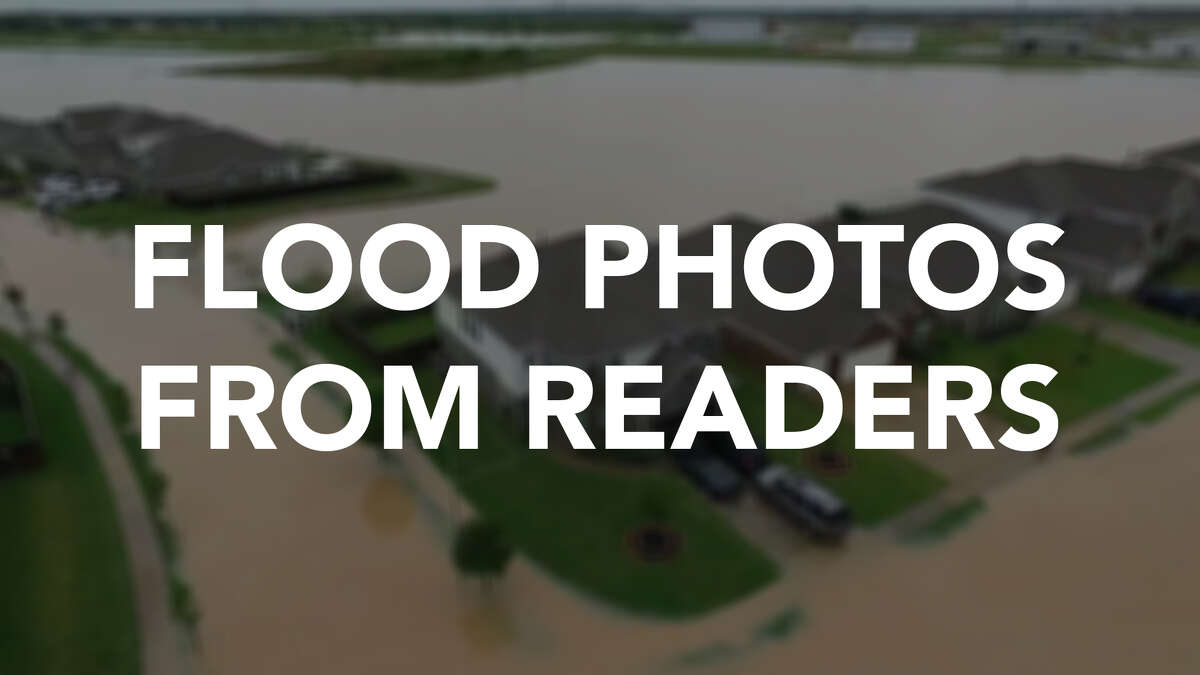 Send your pictures and video to photos@chron.com. Keep clicking for a look at May's flooding around the city.