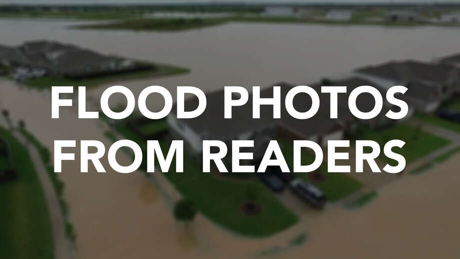 Send your pictures and video to photos@chron.com.Keep clicking for a look at May's flooding around the city.