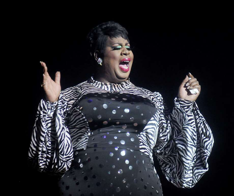 Latrice Royale onstage at the Divas of Drag Show at the House of Blues Sunday April 17,2016(Dave Rossman Photo) Photo: Dave Rossman, For The Chronicle / Dave Rossman