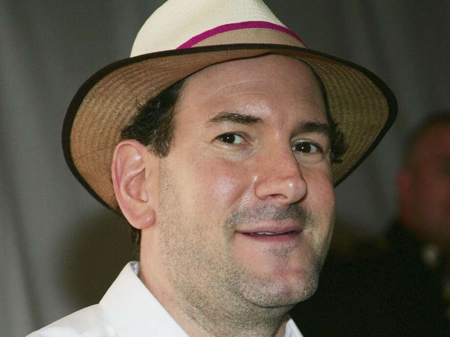 Matt Drudge. Never seen in public. There's a reason for that.
