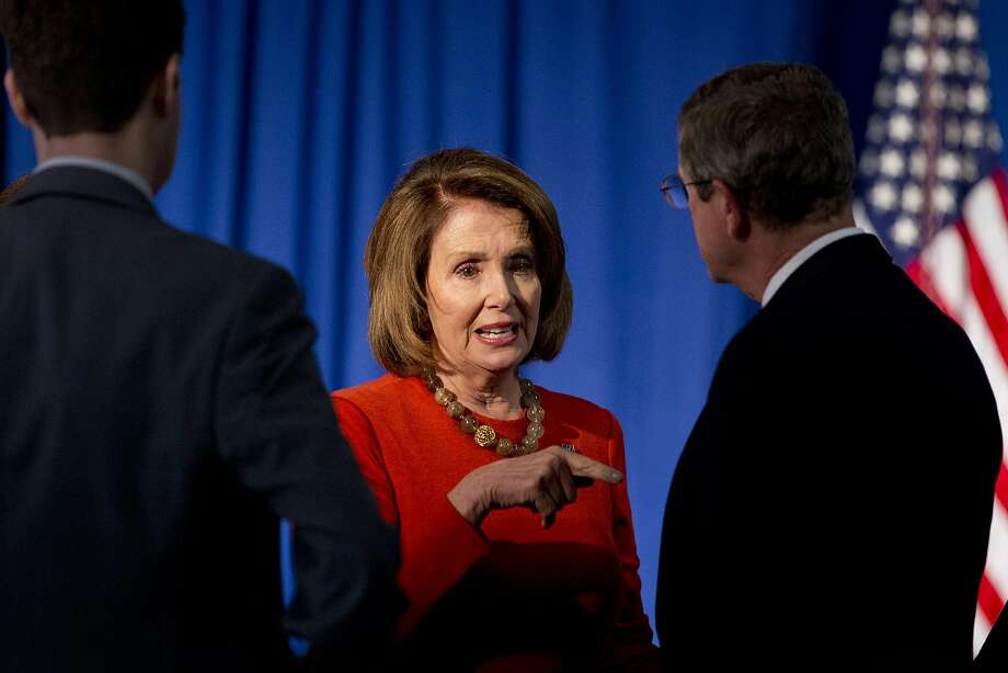 House Minority Leader Nancy Pelosi would likely be elected to another term as House speaker if Democrats win in November. Photo: Jacquelyn Martin, AP