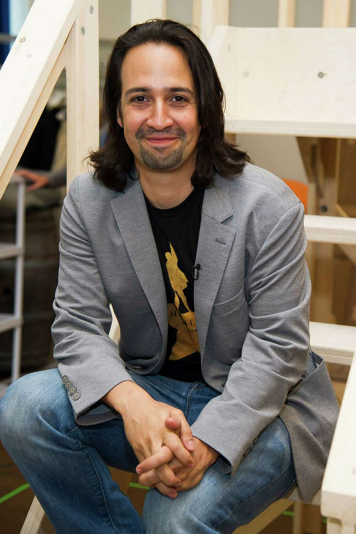 """Lin-Manuel Miranda has many irons in the fire, some related to """"Hamilton"""" as well as a major film role and songs."""