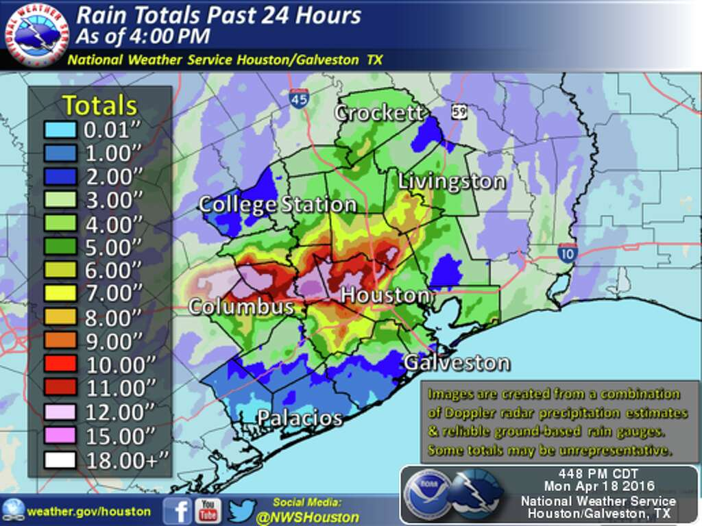 More rain expected to hit Houston in wake of massive floods