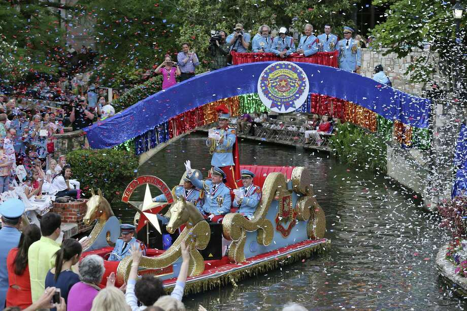 10. Texas Cavaliers River Parade Photo: Edward A. Ornelas /San Antonio Express-News / © 2016 San Antonio Express-News