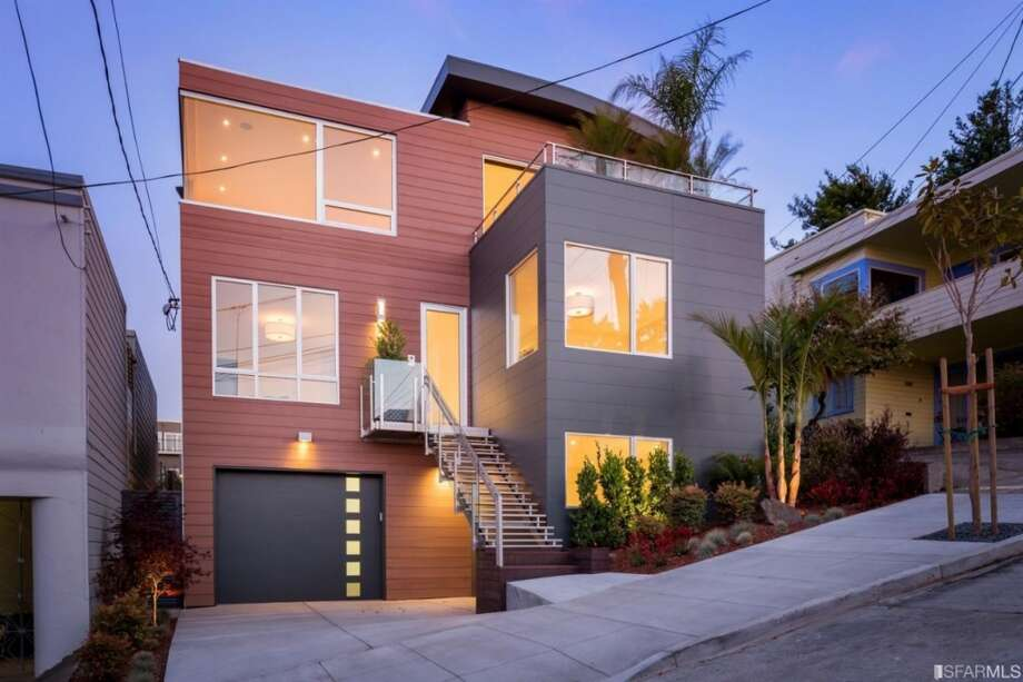 739 27th St. in Noe Valley came to market in early February for $5.295 million and has not yet been sold. Photo: MLS