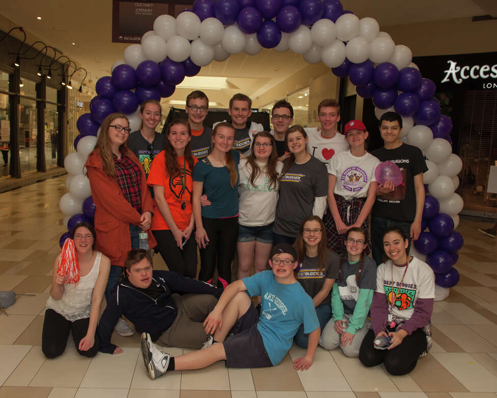 Were you Seen at the Best Buddies 2016 Friendship Walk in Crossgates Mall in Guilderland on Sunday, April 17, 2016? Proceeds from the walk help fund Best Buddies programs; which provide one-to-one friendships and leadership development opportunities for individuals with and without intellectual and developmental disabilities.