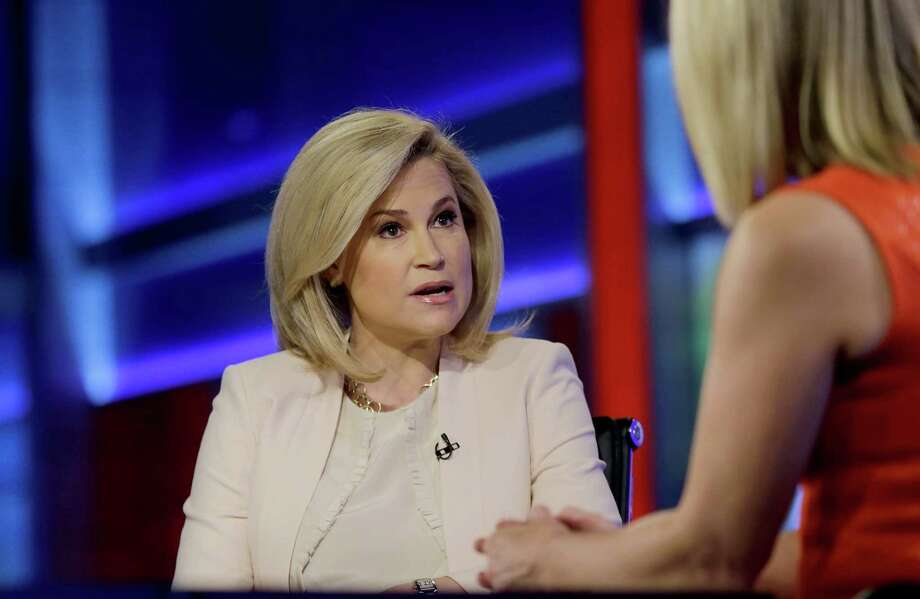 NEW YORK, NY - APRIL 19:  Heidi Cruz, wife of Presidential Candidate Ted Cruz visits FOX News at FOX Studios on April 19, 2016, in New York City. Photo: John Lamparski, Getty Images / 2016 Getty Images