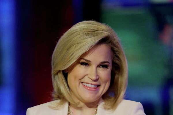 NEW YORK, NY - APRIL 19: Heidi Cruz, wife of Presidential Candidate Ted Cruz visits FOX News at FOX Studios on April 19, 2016 in New York City.