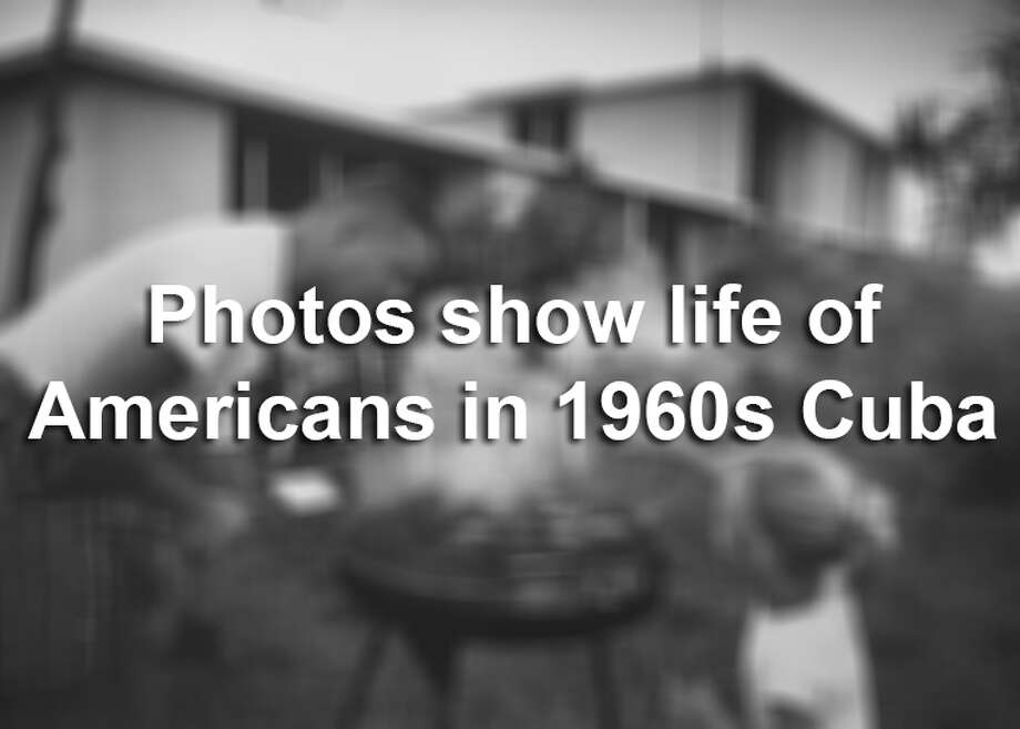 Keep clicking to see images of how the U.S. military and Cubans worked and lived on Guantanamo Naval Base in the 1960s.