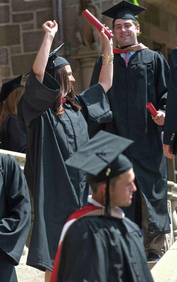 Fairfield University Graduation 2020.Fairfield Business Program Climbs On Bloomberg Index