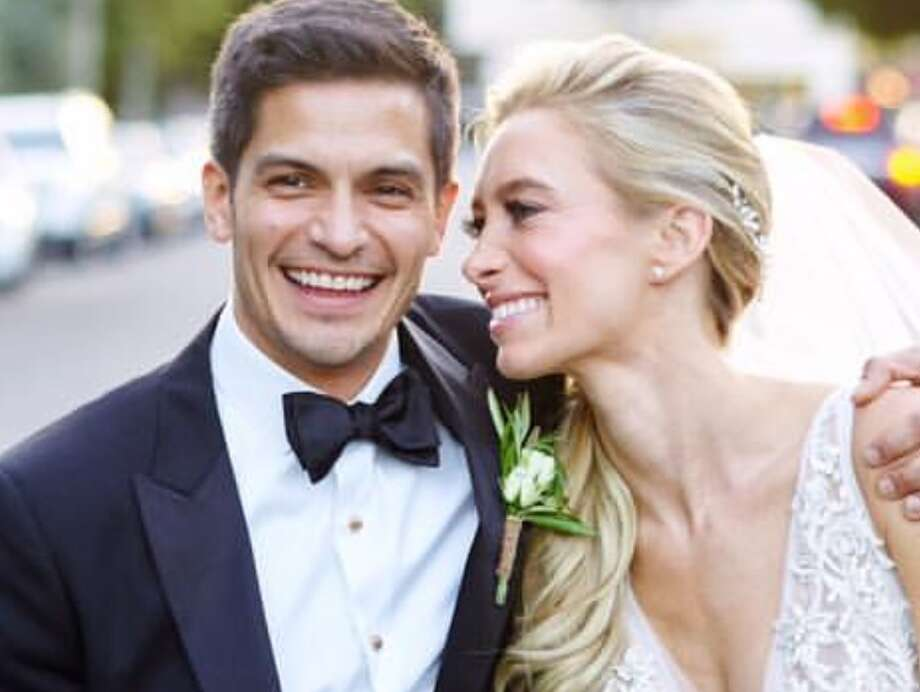 San Antonio-born TV star Nicholas Gonzalez said he was buzzing with bliss after marrying Kelsey Crane in an L.A. dream wedding on Saturday. Photo: Courtesy Braedon Flynn