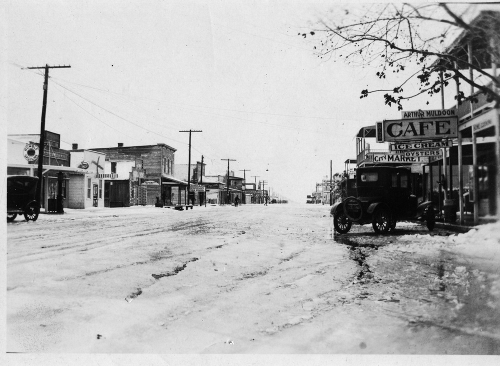 La porte shares photos from its early days beaumont for City of la porte jobs