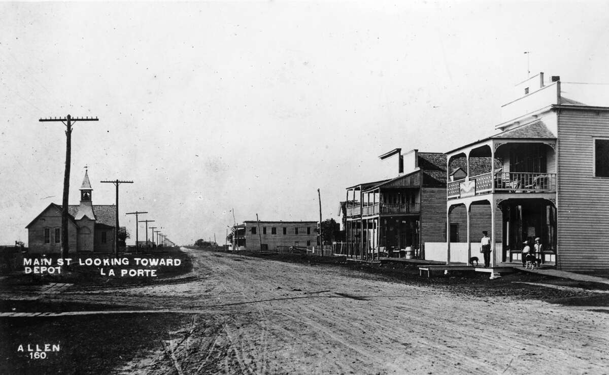 In 2017 the city of La Porte is set to celebrate 125 years of its existence. Ahead of this event, which will be marked with a whole year of parties and parades, the city is sharing a handful of select photos from its earliest days.