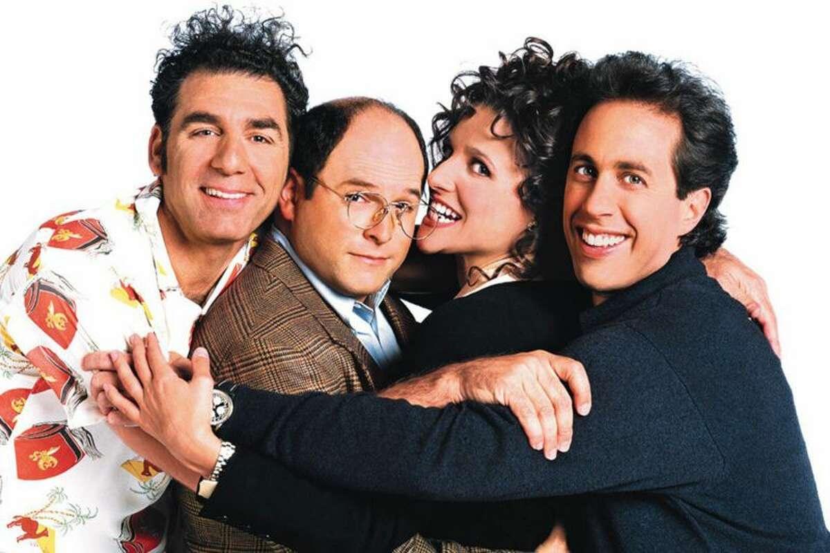 Seinfeld (Hulu): The now-beloved sitcom