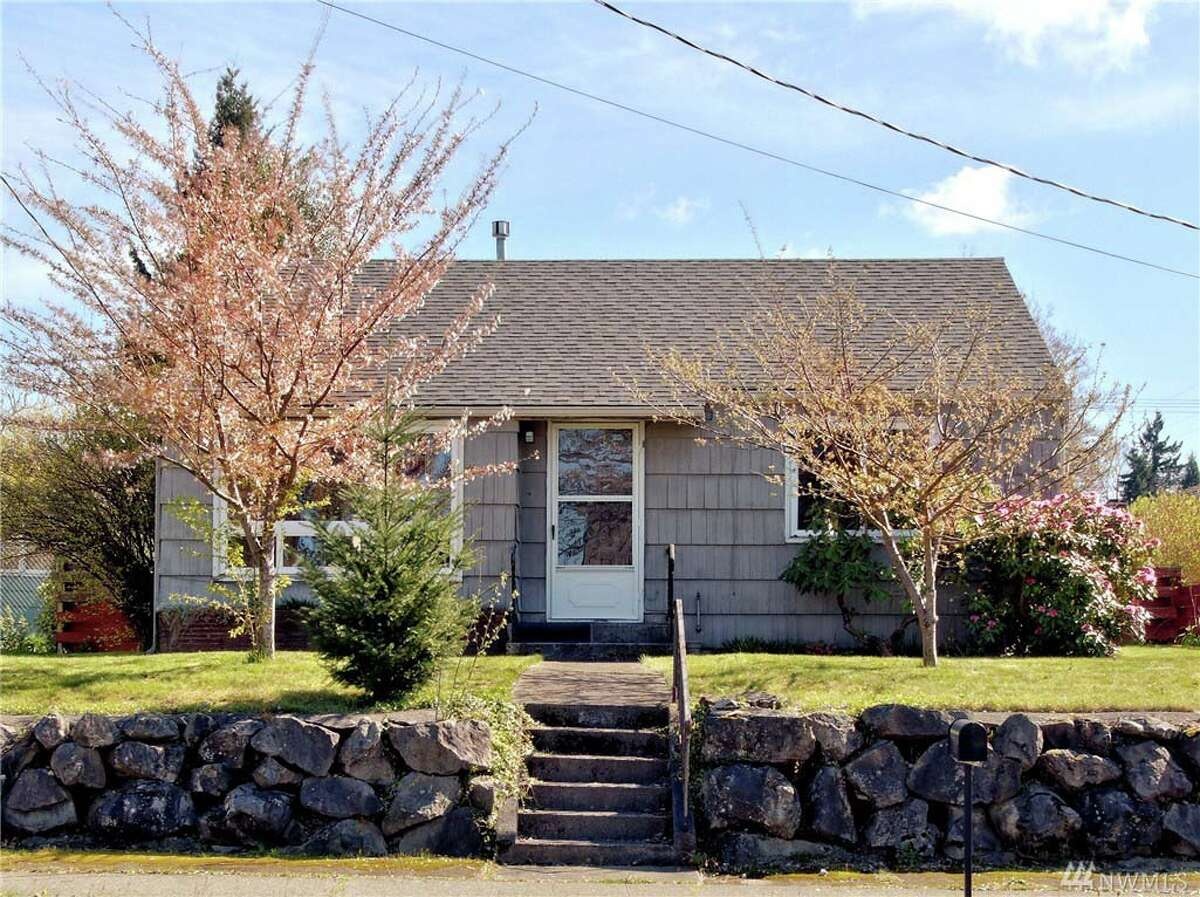 Tacoma This home, 7843 Yakima Ave., is listed for $99,950. The quaint two bedroom, one bathroom home spans 792 square feet. The home has a spacious backyard and a detached one-car garage. You can see the full listing here.