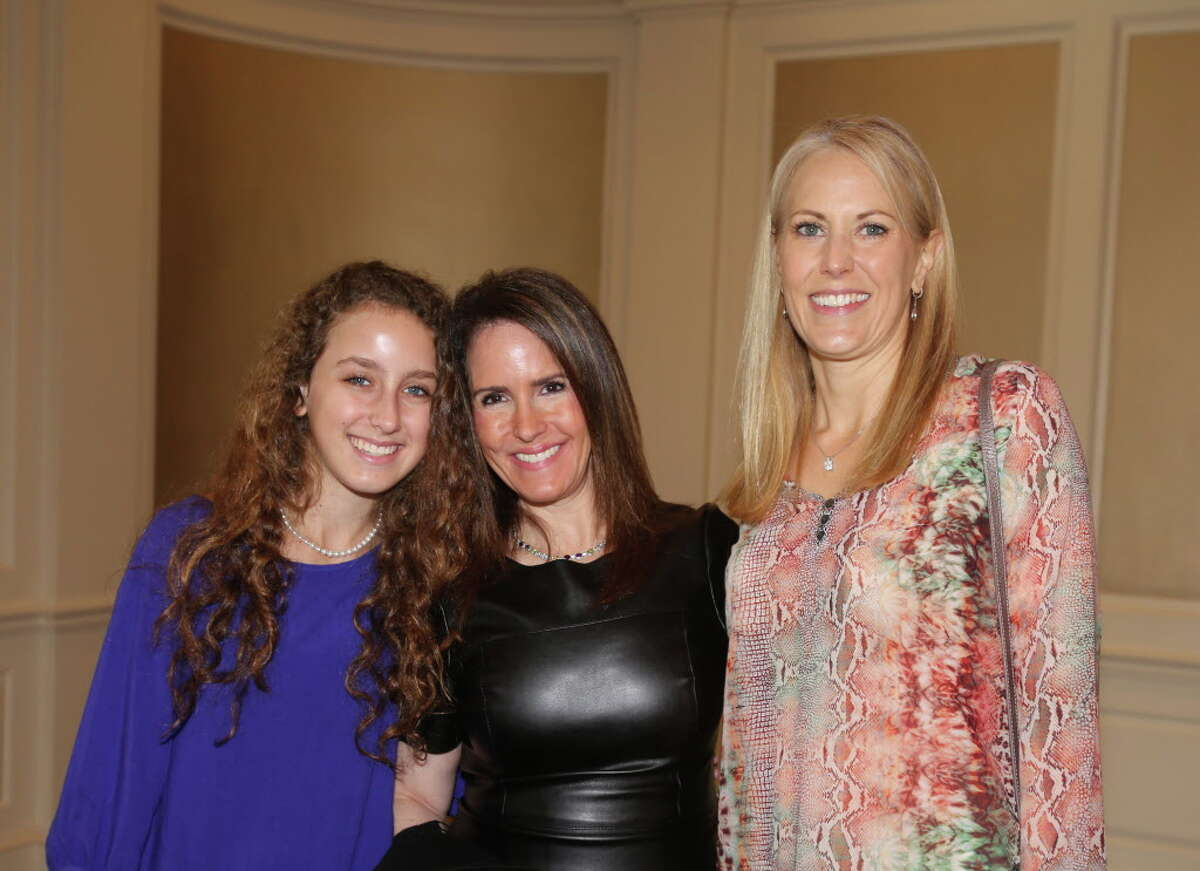 Claire Kardesch, Katherine Kardesch, and Karen Turbidy at BEAR the Load with Love Luncheon