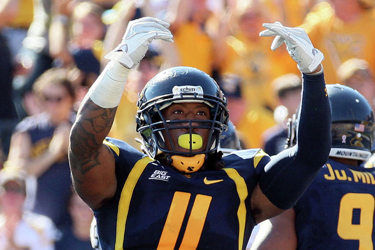 Seahawks' top picks since 2010:2012: First round (No. 15 overall)DE Bruce Irvin, West Virginia