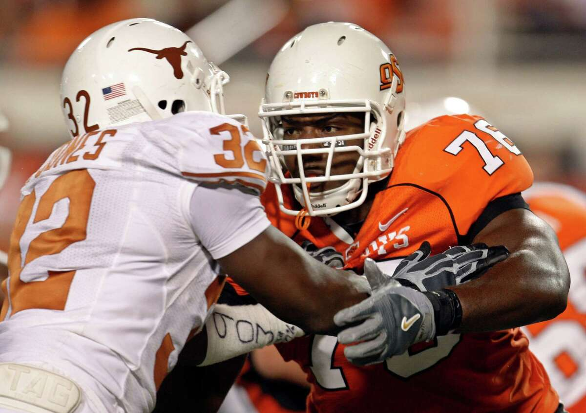 Seahawks' top picks since 2010: 2010: First round (No. 6 overall)OT Russell Okung, Oklahoma St.