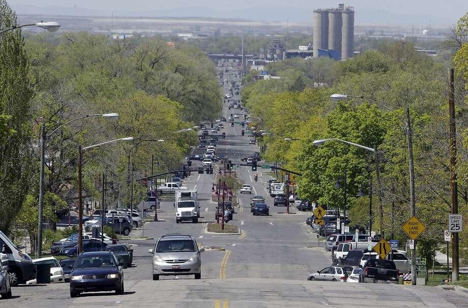 Salt Lake City votes to name street after Harvey Milk - SFGate