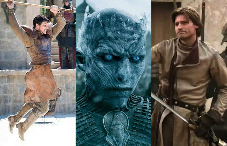 """Photos: The best fight scenes in """"Game of Thrones""""HBO's fantasy epic """"Game of Thrones"""" is well known for it amazing battles and fight scenes, and Season 7's """"Spoils of War"""" episode didn't disappoint.Keep going to see the best fight scenes from the hit series."""
