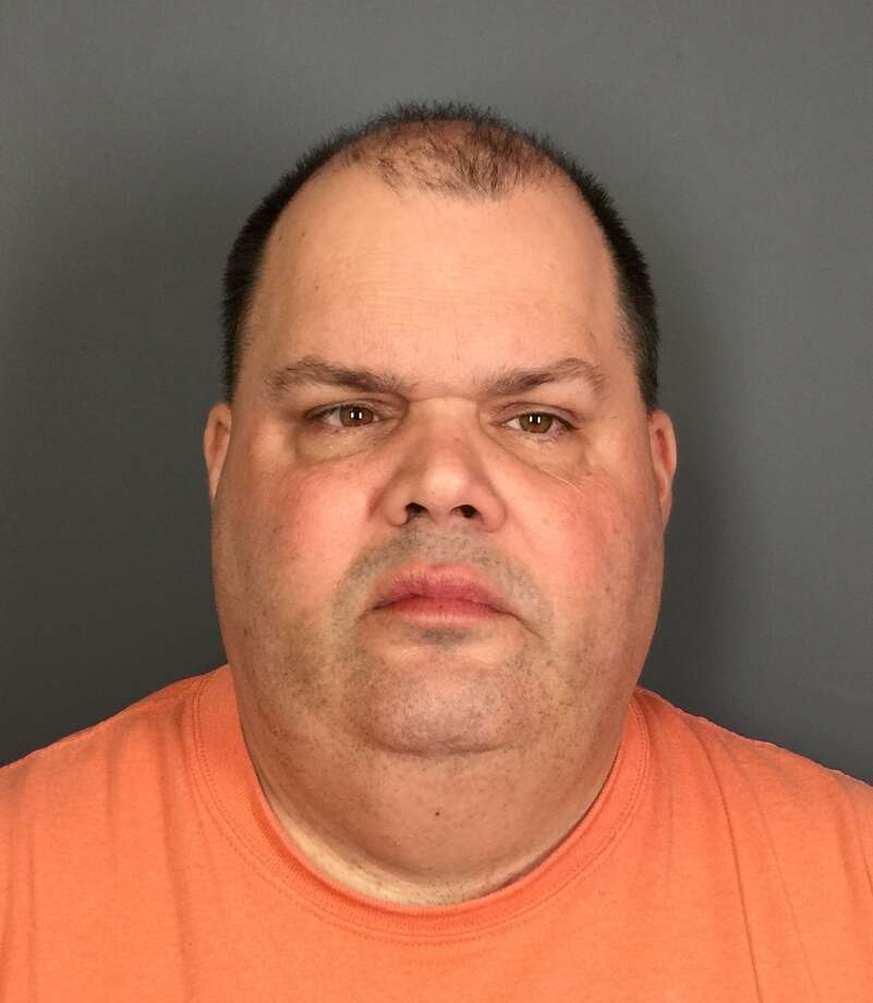 James C. Hockenbury, a former Guilderland school district employee, has been charged with committing a sex act with a child under the age of 11, police said on April 19, 2016. (Guilderland police photo)