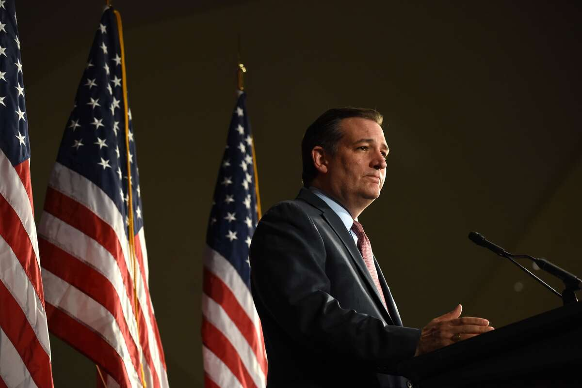Republican Presidential candidate Ted Cruz held a Pennsylvania Kickoff Event in Philadelphia on Tuesday.