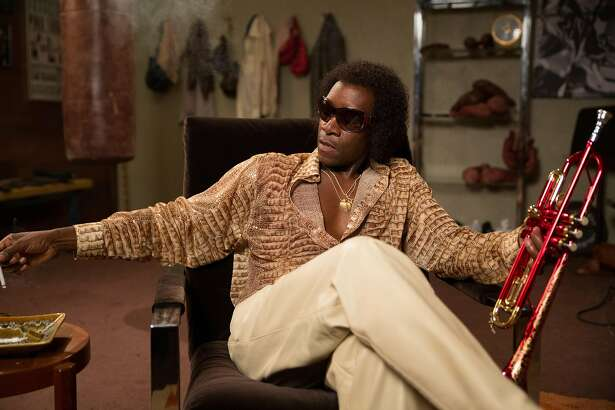 """Don Cheadle plays Miles Davis in """"Miles Ahead."""" (Sony Pictures Classics)"""