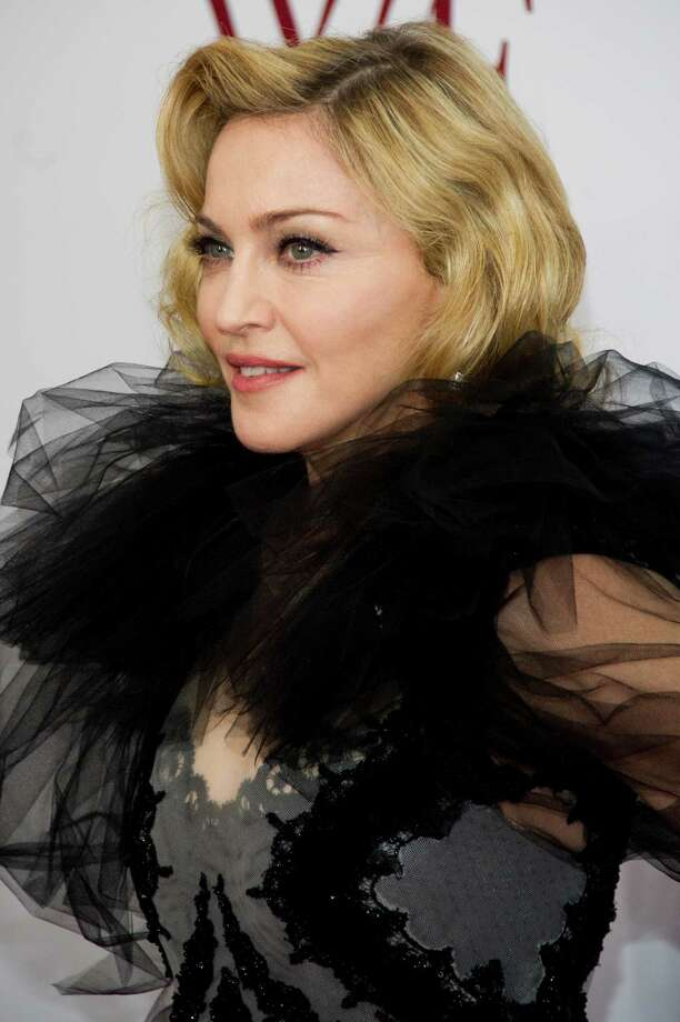 "Madonna""Sex,"" by Madonna, is the most sought-after out-of-print book for 2015 according to BookFinder.com. Photo: Charles Sykes, FRE / AP2012"