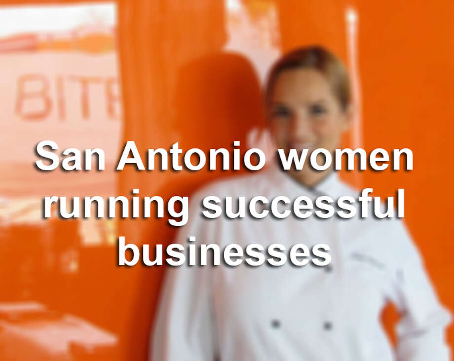 Click ahead for a look at all of the women running successful businesses in San Antonio.