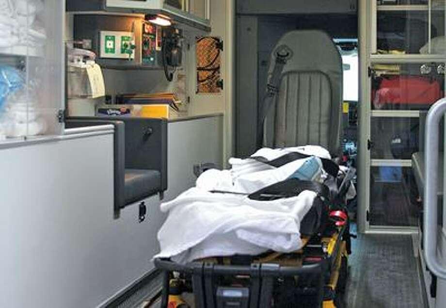 A new ambulance will serve western part of HC.