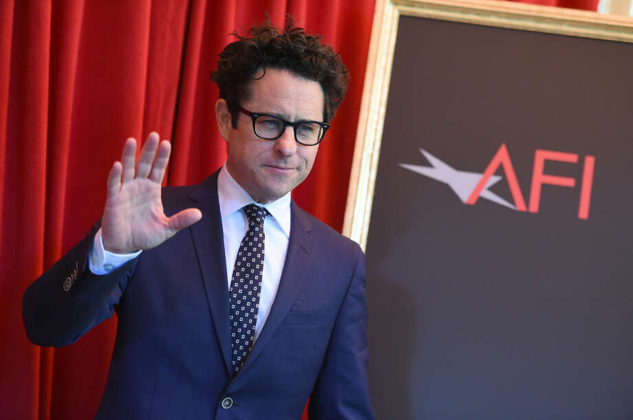 "FILE - In this Jan. 8, 2016, file photo, J.J. Abrams arrives at the AFI Awards at the Four Seasons Hotel in Los Angeles. Abrams, director of the blockbuster ""Star Wars: The Force Awakens,"" is deflecting Oscars talk for himself but is hoping that other people involved in the film will see their work recognized. Academy Awards nominations will be announced next Thursday, Jan. 14. (Photo by Jordan Strauss/Invision/AP, File) Photo: Jordan Strauss"