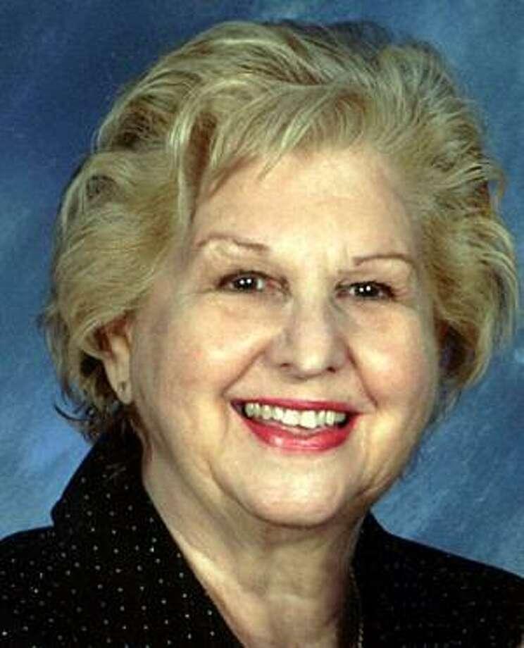 Betty May Serena (Olson) Richard