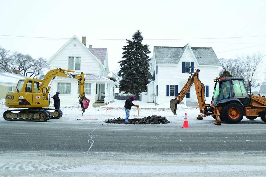 Photo: Chris Aldridge/Huron Daily Tribune