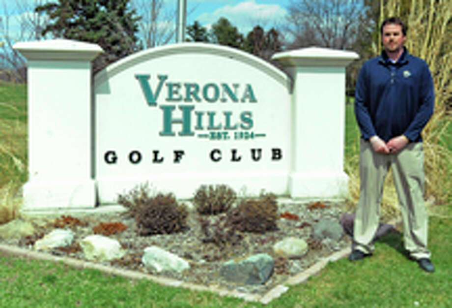 Phil Gornowich, a 2005 Harbor Beach graduate, recently took over as the new PGA Professional at Verona Hills Golf Club.