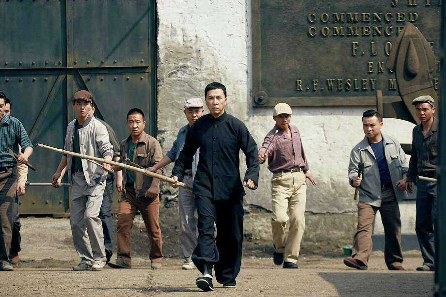 "Donnie Yen as Ip Man in ""Ip Man 3."" MUST CREDIT: Well Go USA Entertainment / Well Go USA Entertainment"