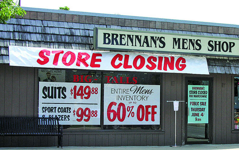 Brennan's Mens Shop has been a fixture in Harbor Beach for over 40 years. Photo: Seth Stapleton/Huron Daily Tribune