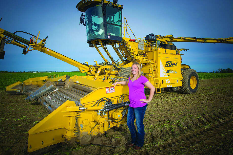 Back Factory Herford fifth generation farmer helps minden city business thrive huron