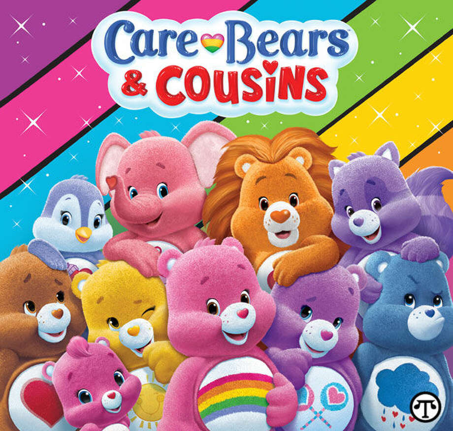 Now the Care Bears can keep your kids entertained just about anywhere they care to go. (NAPS)