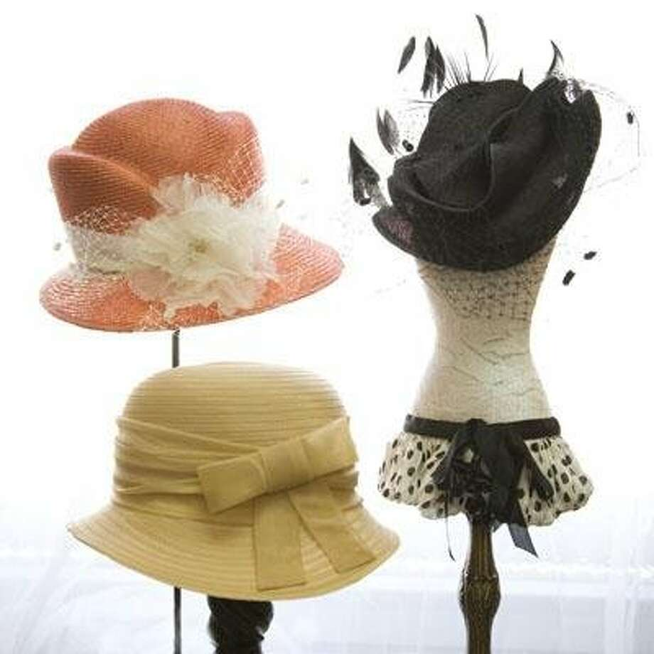 Get geared up for the Kentucky Derby at the Paul's Hat Works and Hats on Post trunk show hosted by The Hound. 12 p.m.-7 p.m. April 26. 140 Sutter St., S.F. Photo: Paul's Hat Works