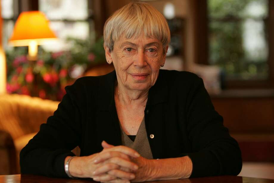 San Francisco filmmaker Arwen Curry, top, had to over come fund ing obstacles as well as reluc tance from Ursula K. Le Guin, above, to make a docu men tary about the acclaimed science fiction writer. Photo: Dan Tuffs, Getty Images