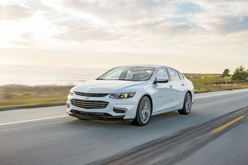 8. Chevrolet Malibu E2 Gen Vehicle value benefiting U.S.: 82.5% Parts made in U.S. or Canada: 65% Suggested retail price: $21,625Source: 24/7 Wall St.
