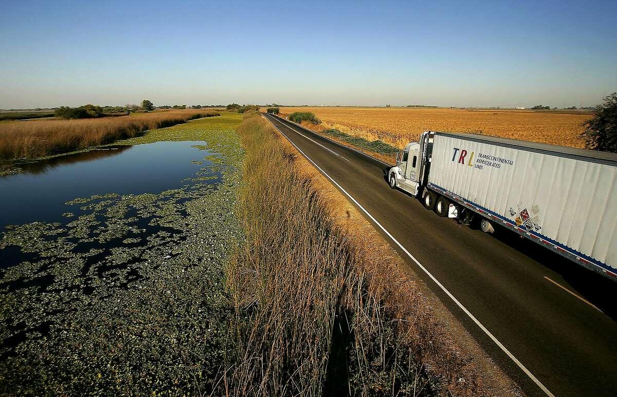 No. 19. - Stockton Average speed in fatal accidents - 55.08 mph