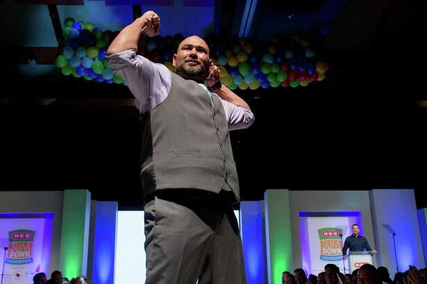 """""""After"""" photo of Slim Down Showdown contestant Jesse Cano, who won $10,000 as a Community SDSD winner."""