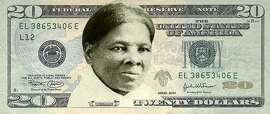 Concept art of Harriet�Tubman�on the $20 bill. (Photo courtesy Women on 20s/TNS)