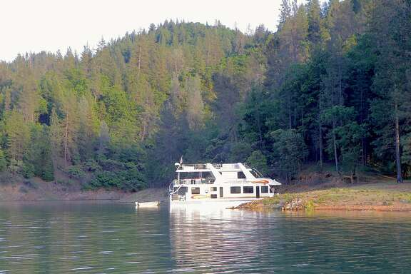 With water again filling Shasta Lake, it will be back as the No. 1 houseboating destination in America -- more than 400 rental houseboats are available at 11 marinas