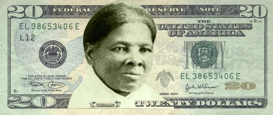 The final design for the Harriet Tubman $20 bill won't be unveiled until 2020. Photo: Handout, HO / Women on 20s