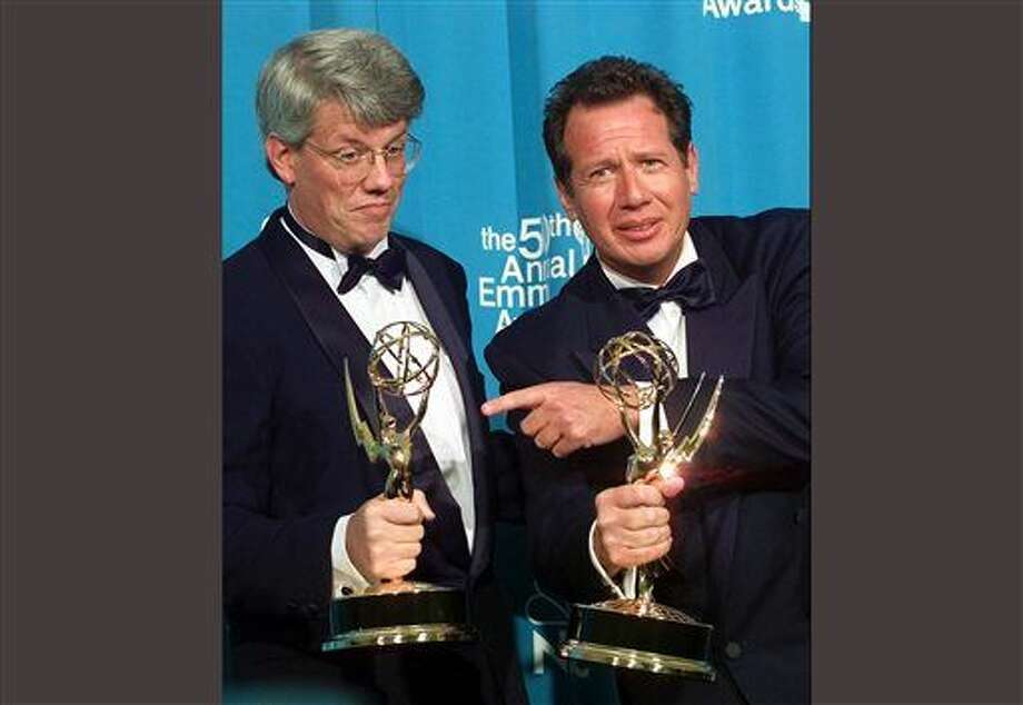 """The Larry Sanders Show: Season 6Metascore: 99User score: 4.7What Variety said: """"'Larry Sanders' remains a piece of small-screen art, a series whose wildly colorful characters and flawless execution make it the wittiest half-hour on TV."""" Photo: Victoria Arocho"""